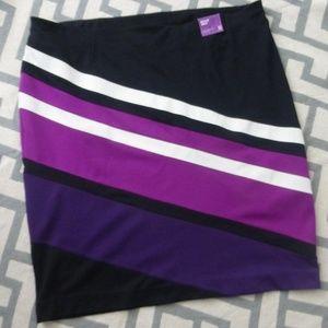 NWT Lane Bryant Pencil Skirt Sz 22